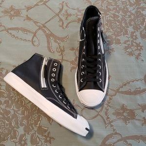 Converse Jack Purcell Signature Hi-top Sneakers
